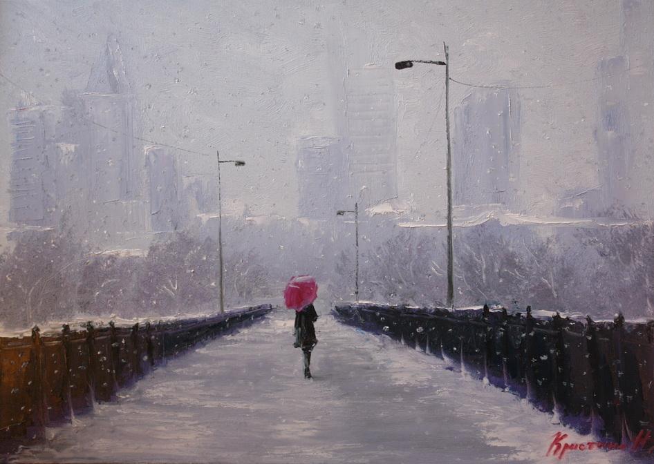 И снова зонтики… Christina Nguyen
