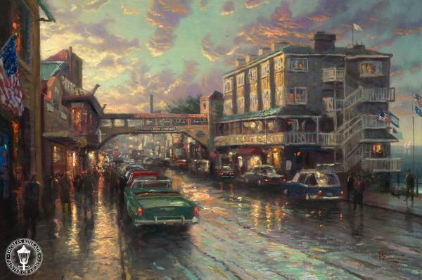 Томас Кинкейд — художник света