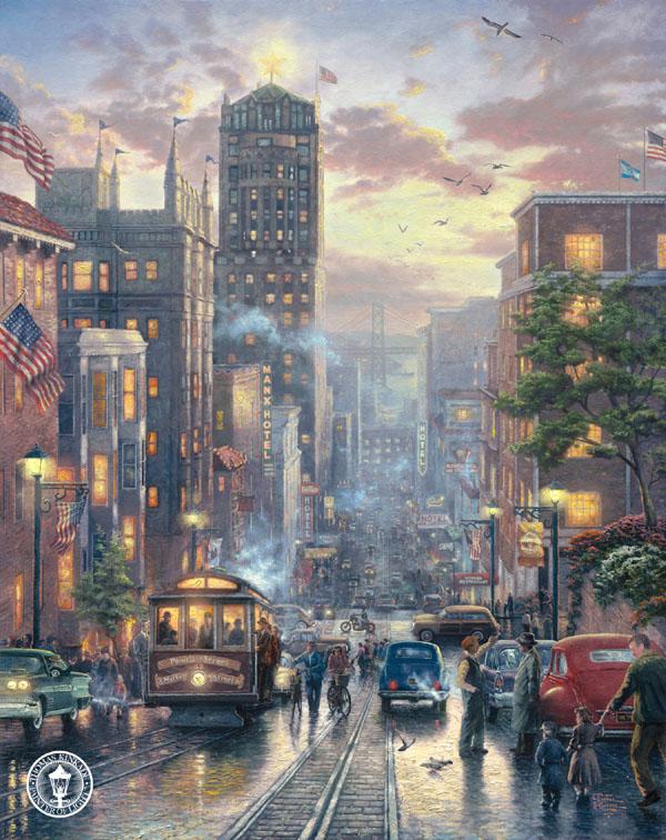 San Francisco Powell Street