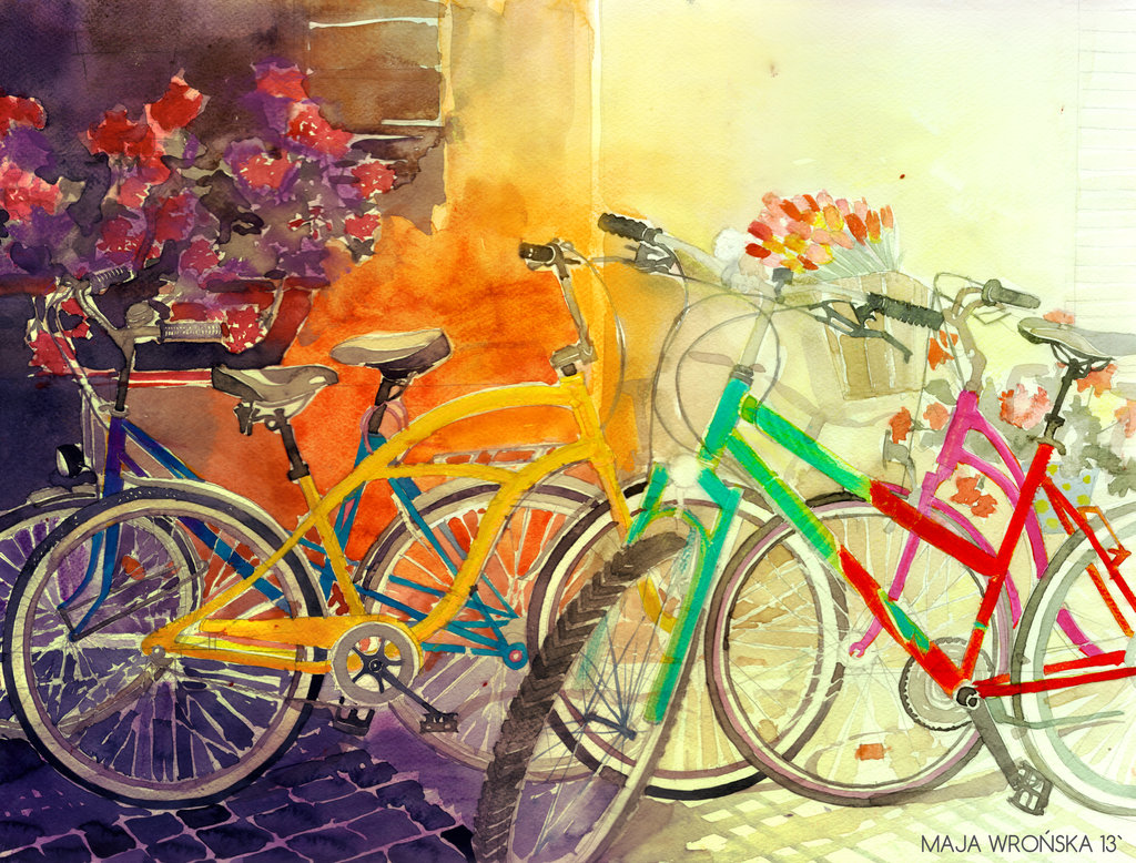 bicycles_by_takmaj-d629d40