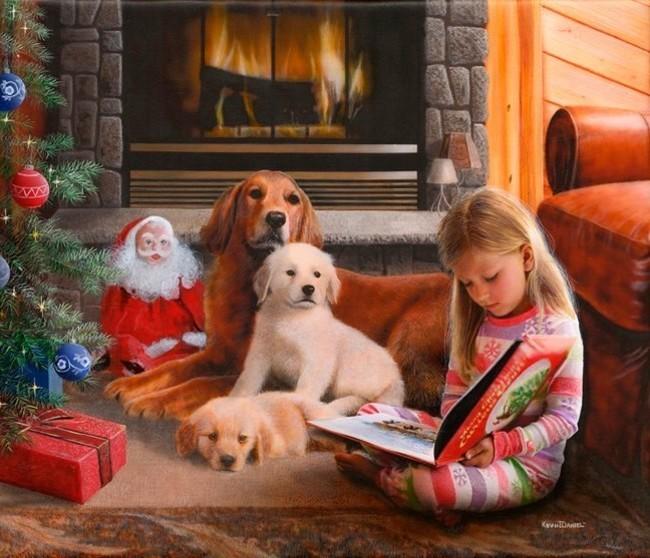 Собаки от Kevin Daniel