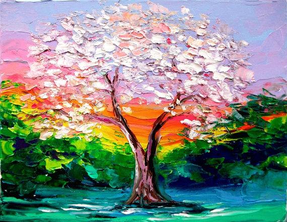 Яркие краски Aja