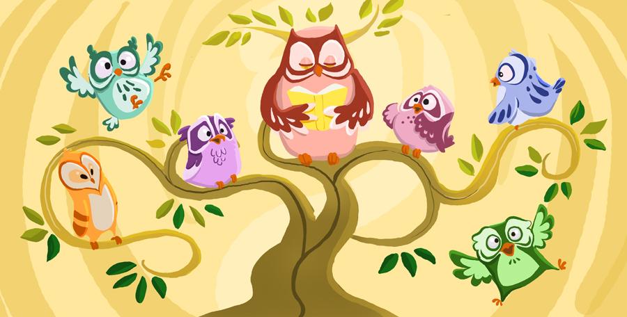 owl_mural_by_twiggymcbones-d3gn6ip