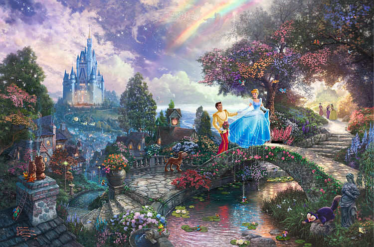 Cinderella Wishes Upon a Dream_01
