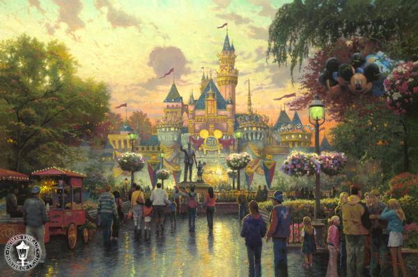Disney 50th Anniversary