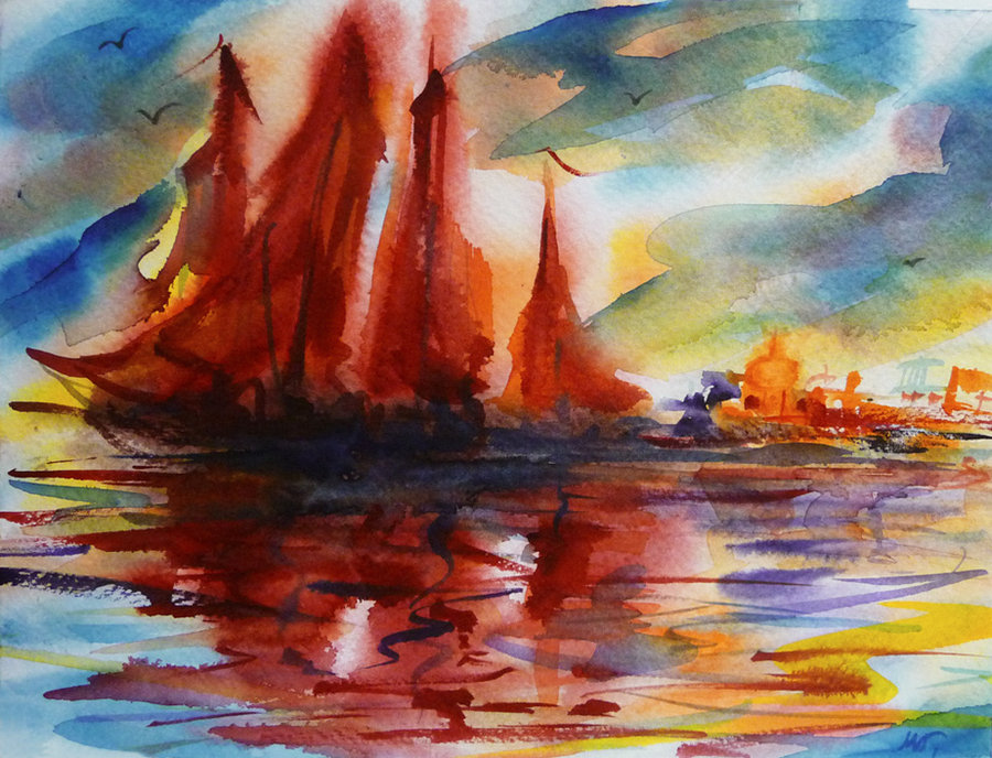 fire_red_sails_in_east_fairy_tale_by_mishelangello-d5ilpom