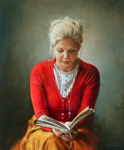 portrait_woman_reading