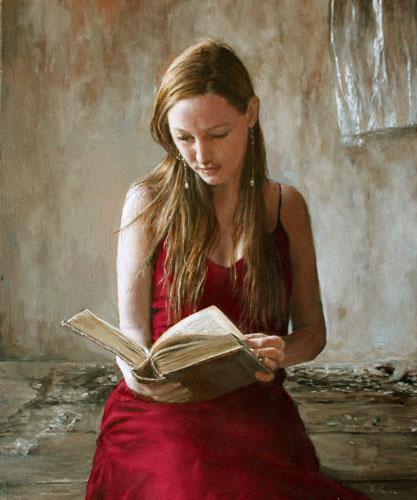 schilderij_lezende_vrouw