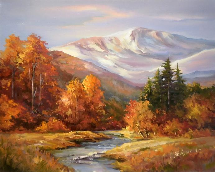 osen v gorah