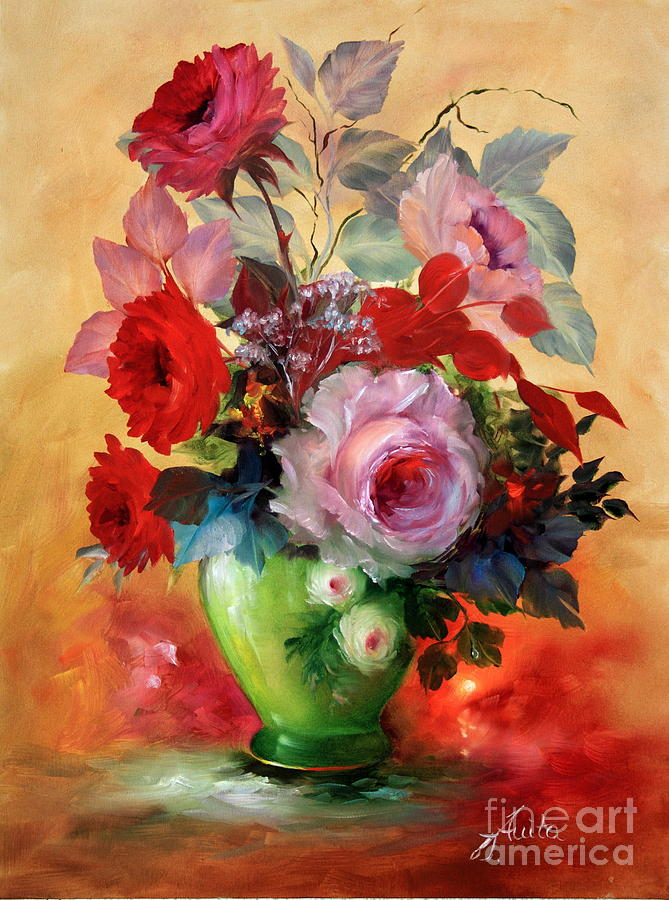 red-roses-in-painted-vase-ilona-anita-tigges-goetze