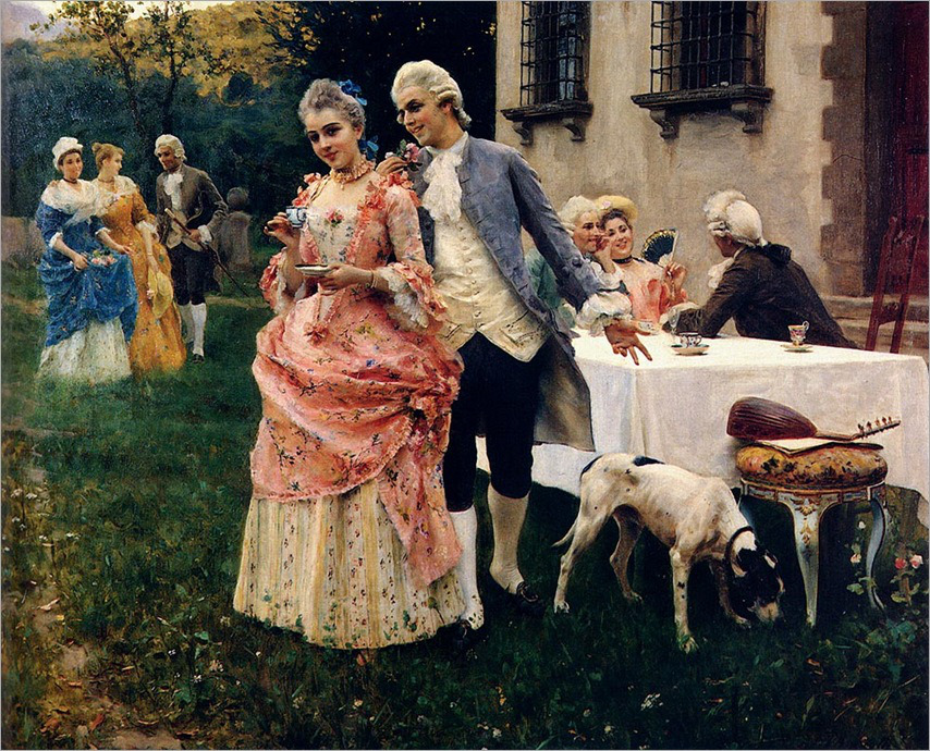 andreotti_federico_An Afternoon Tea