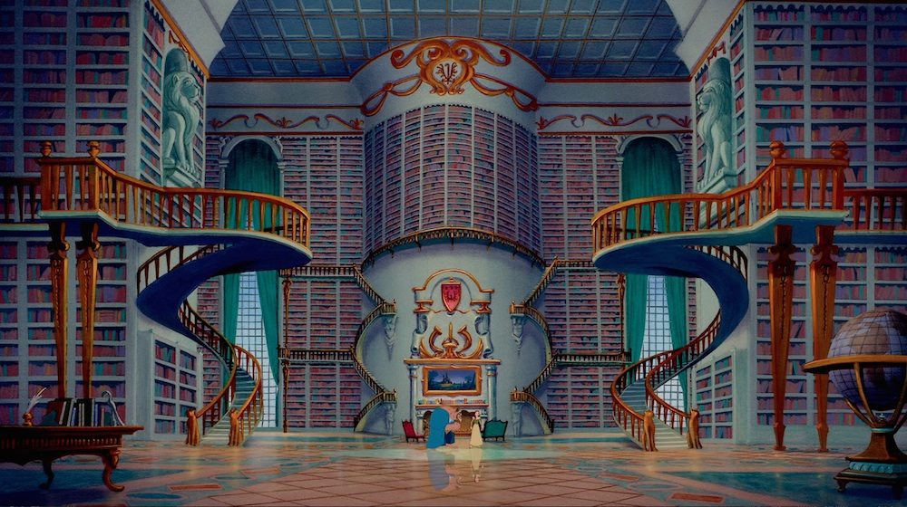 The-Library-Beauty-and-the-Beast (1)