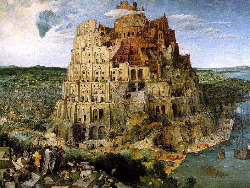 Особенности живописи Питера Брейгеля Старшего
