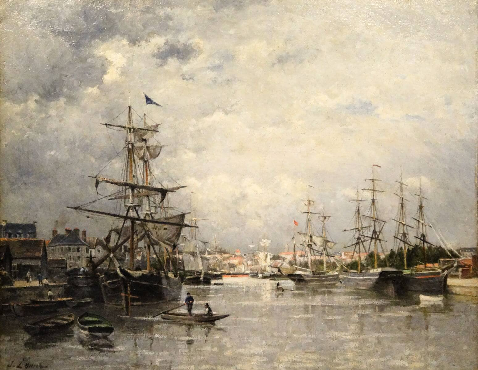 Картины кораблей в море