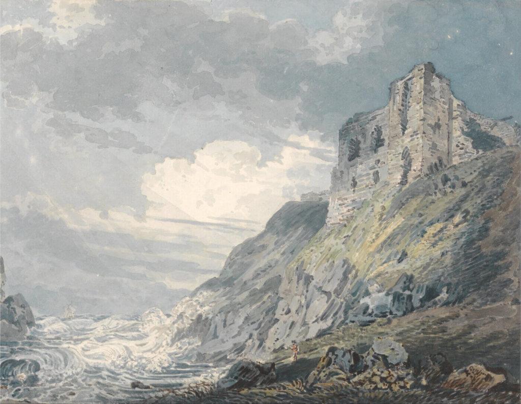 Томас Гёртин - Замок Файндлейтер