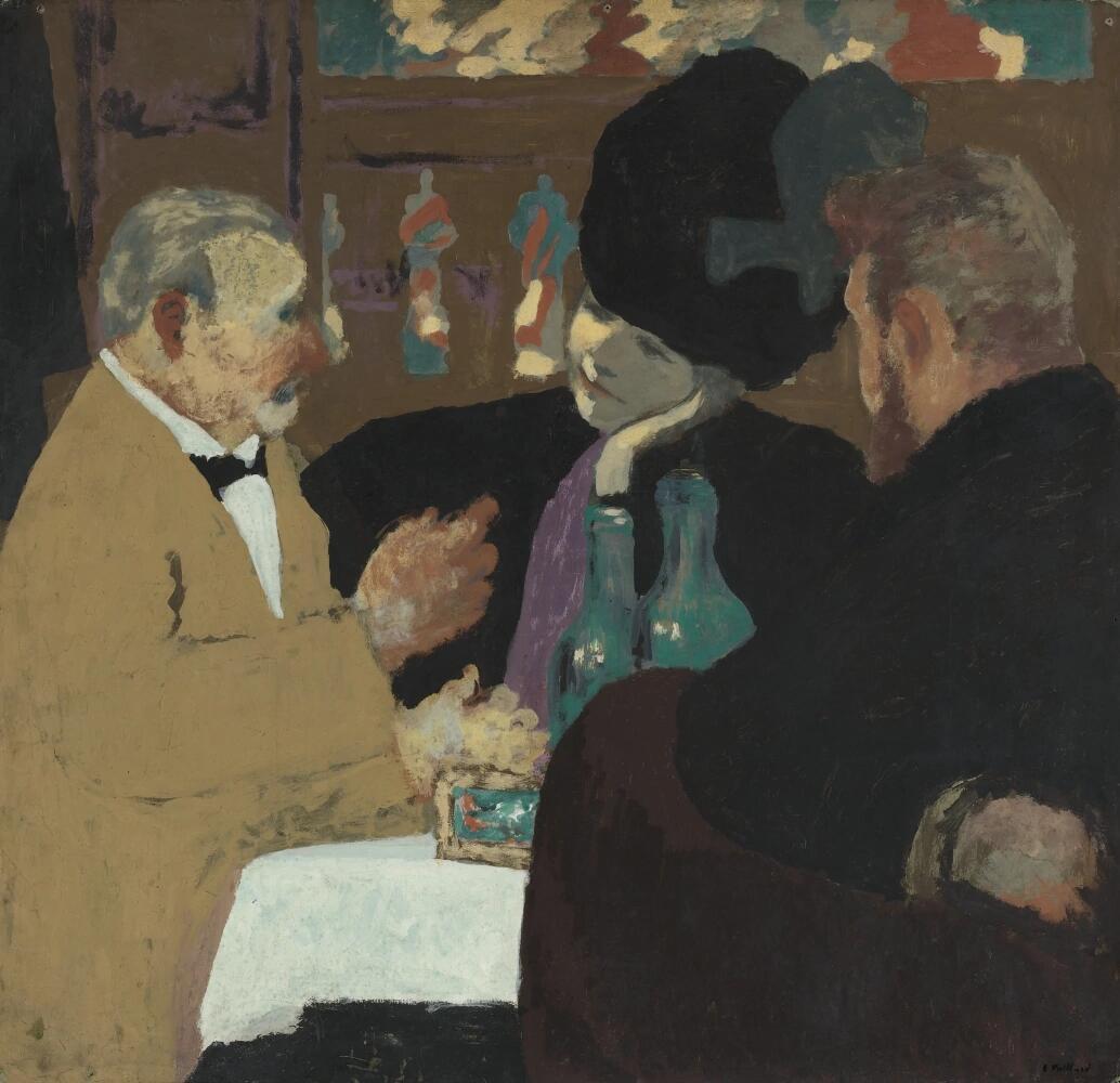 Жан Эдуар Вюйар - Приятное общество